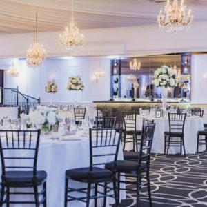 Narcissus Florals - wedding reception